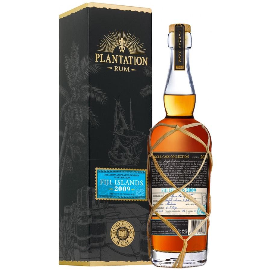 Bottle image of Plantation Fiji Islands - Single Cask Kilchoman Finish