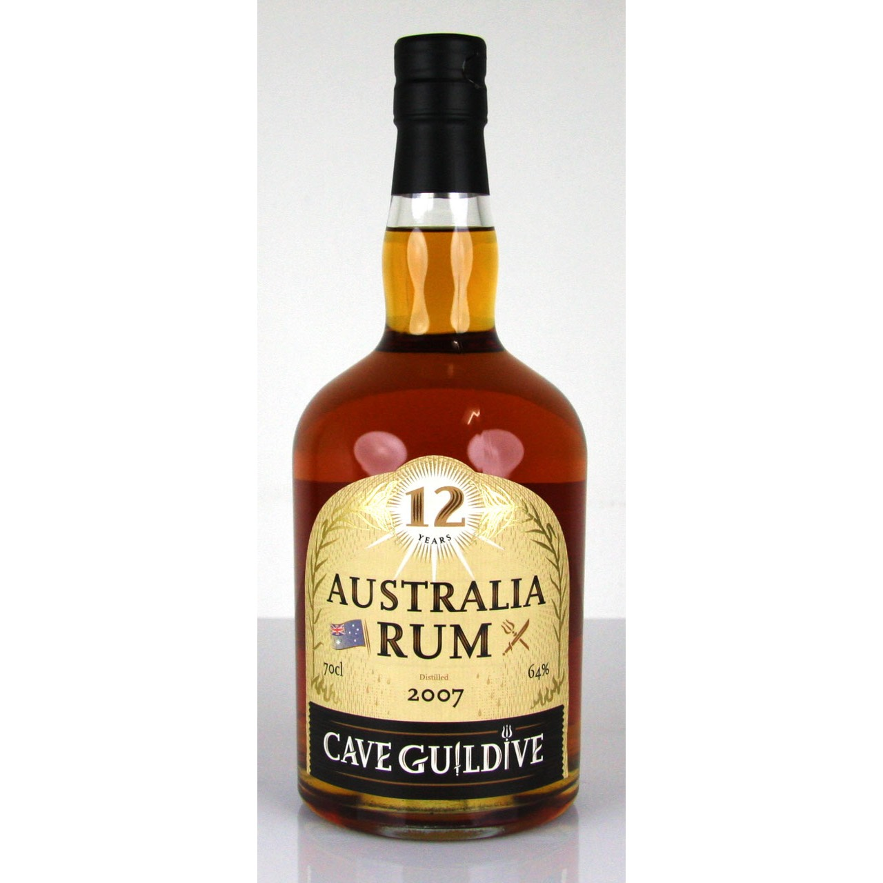 Bottle image of Australia Rum