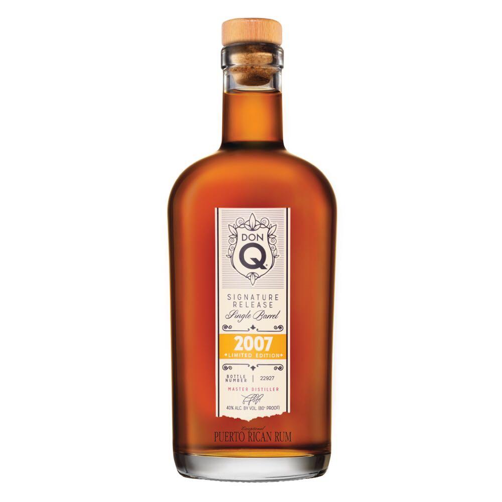 Bottle image of Don Q Signature Release