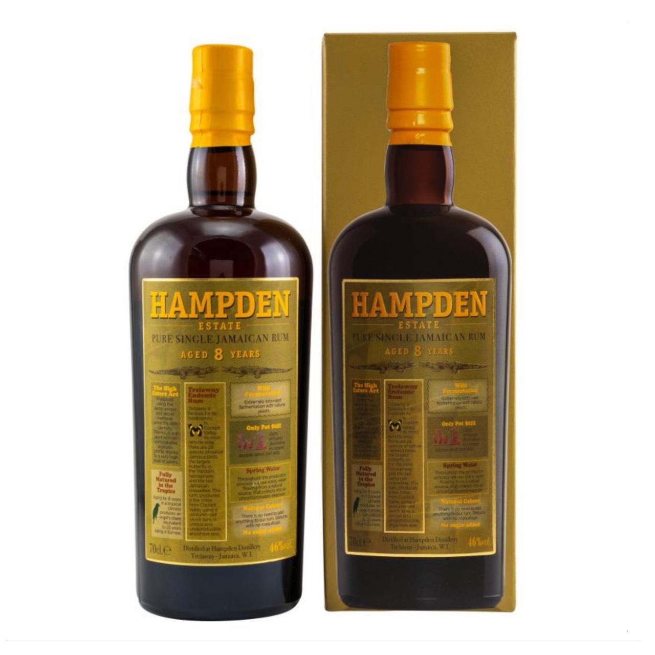 Bottle image of Pure Single Jamaican Rum
