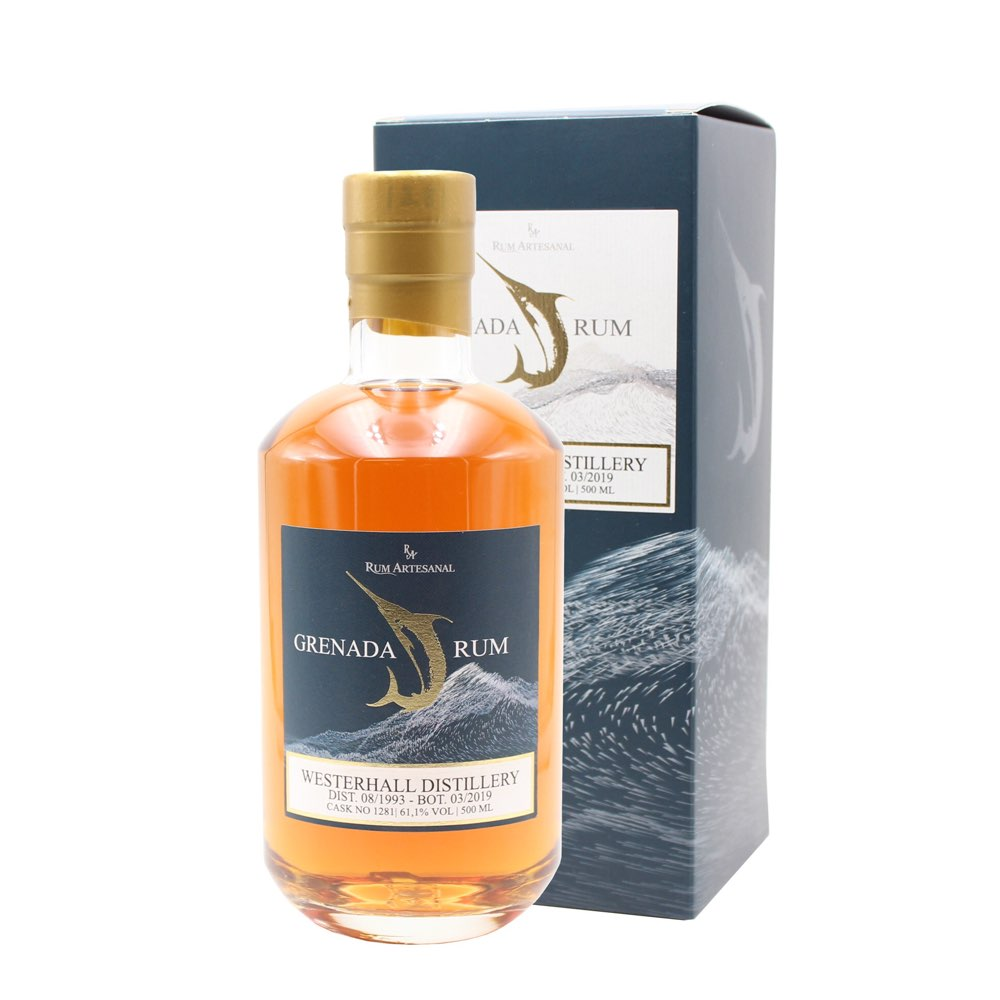 Bottle image of Rum Artesanal Grenada Rum