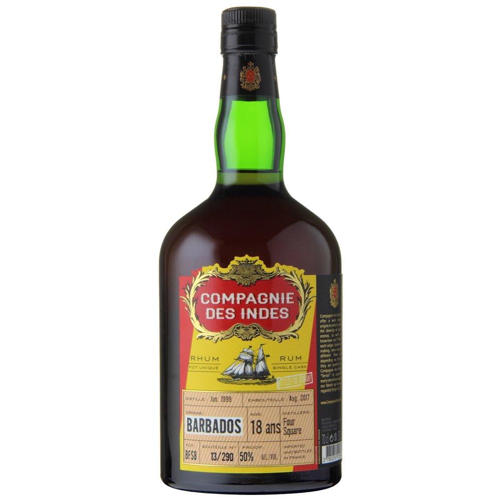 Bottle image of Barbados (Bottled for Germany)