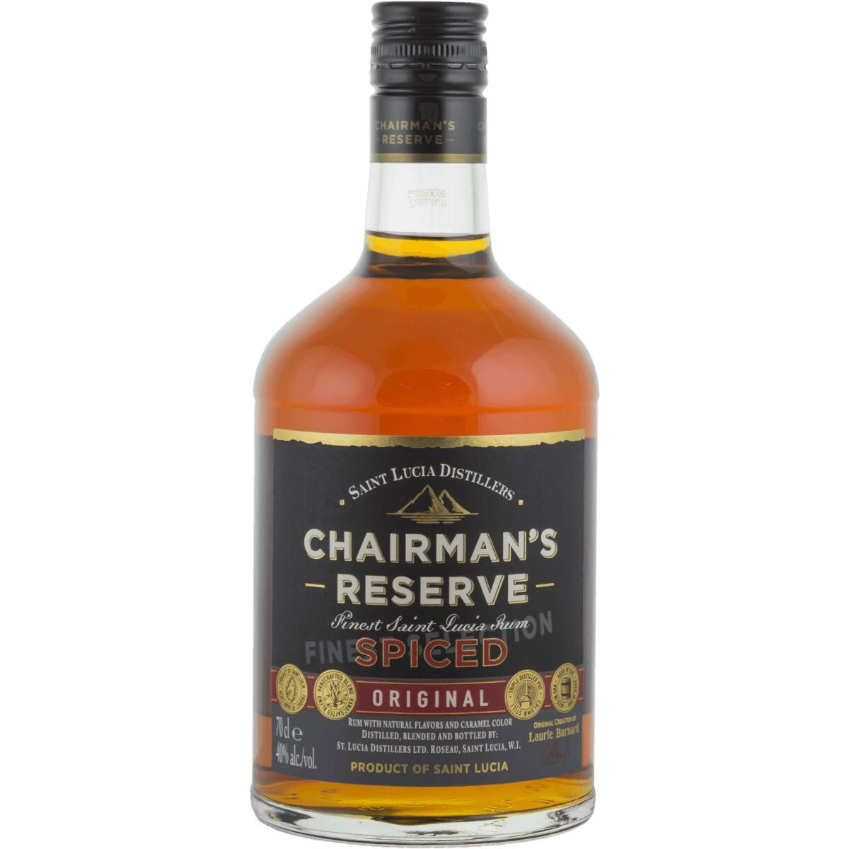 Bottle image of Chairman's Reserve Spiced Original