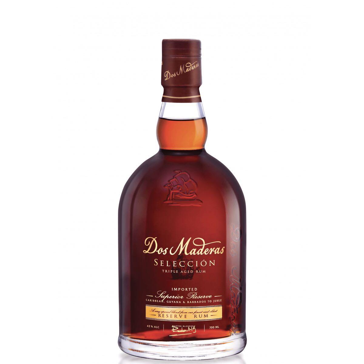 Bottle image of Dos Maderas Seleccion