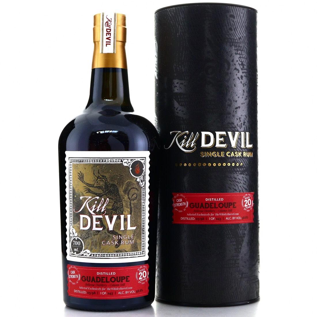 Bottle image of Kill Devil (The Whisky Barrel)