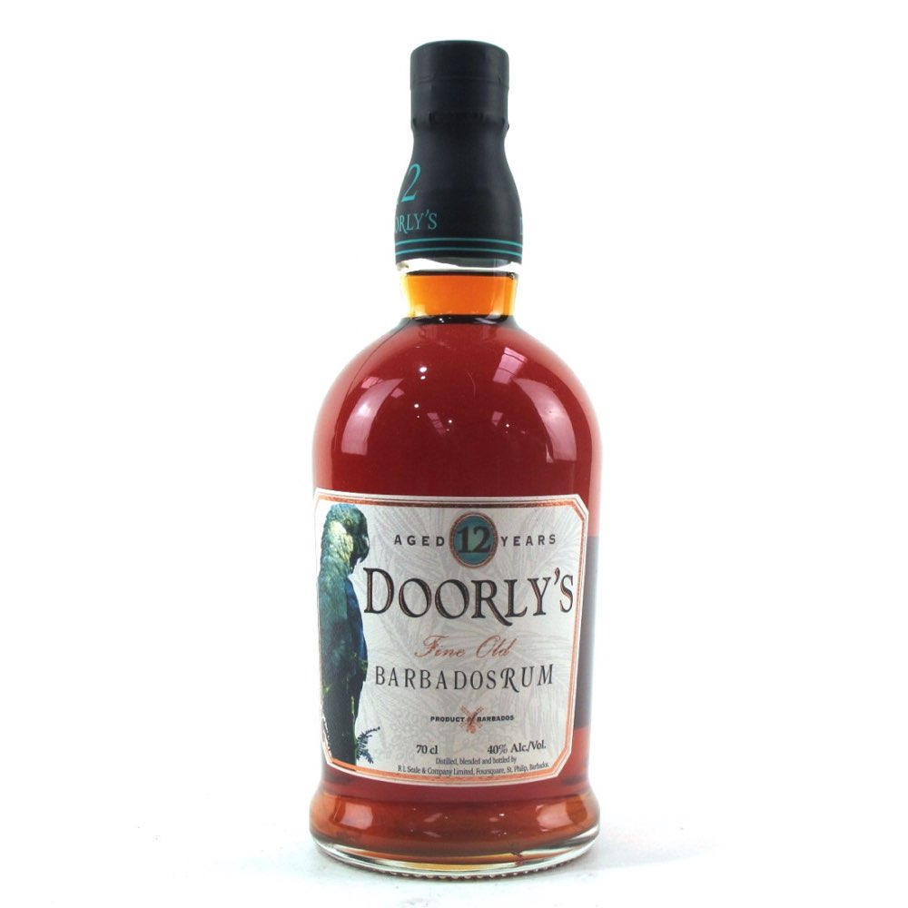 Bottle image of Doorly's 12 Years