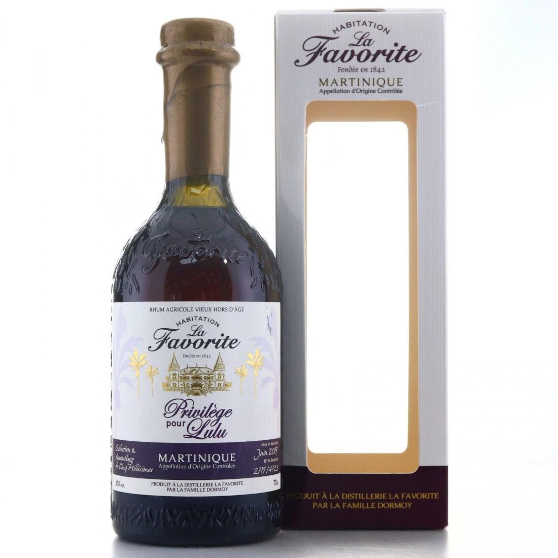 Bottle image of Cuvée Privilège Pour Lulu