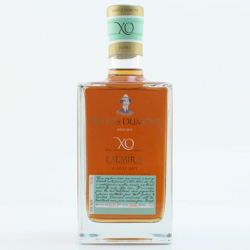 Bottle image of Santos Dumont XO Palmira