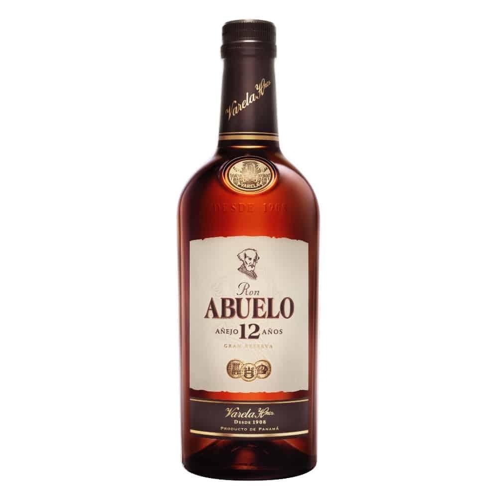 Bottle image of Abuelo 12 Años