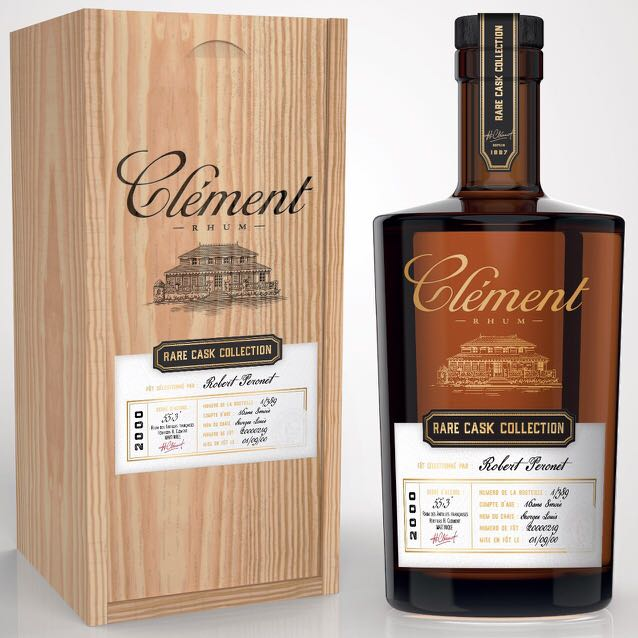 Bottle image of Rare Cask Collection Robert Peronet