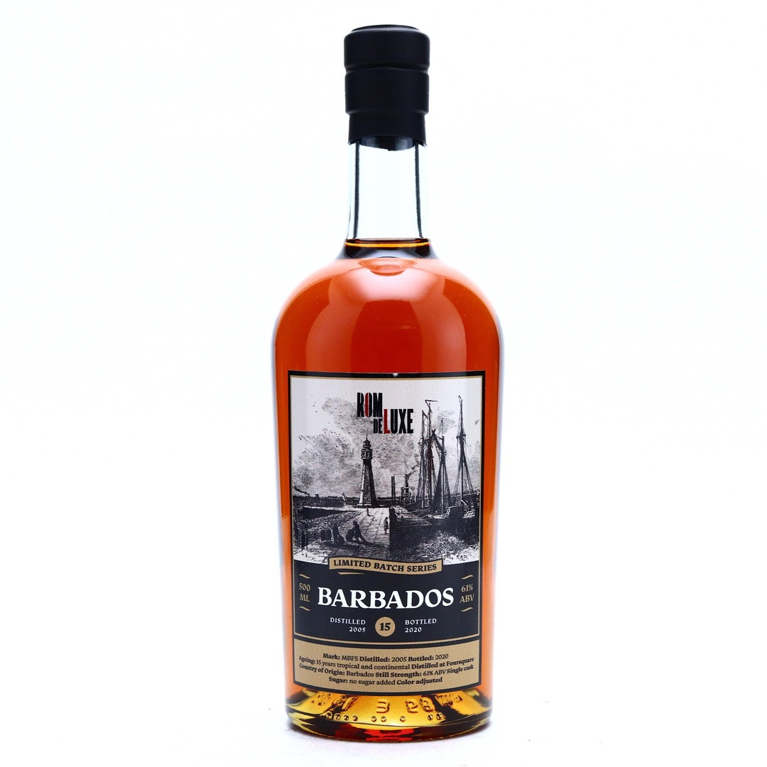 Bottle image of Limited Batch Series Barbados