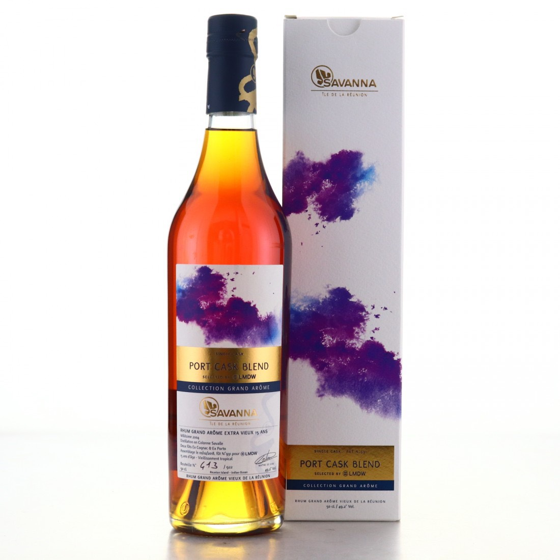 Bottle image of Collection Grand Arôme Port Cask Blend LMDW