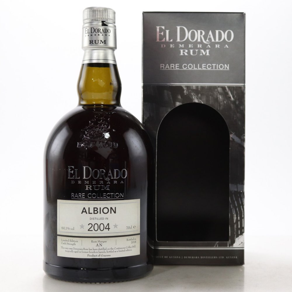 Bottle image of El Dorado Rare Collection AN