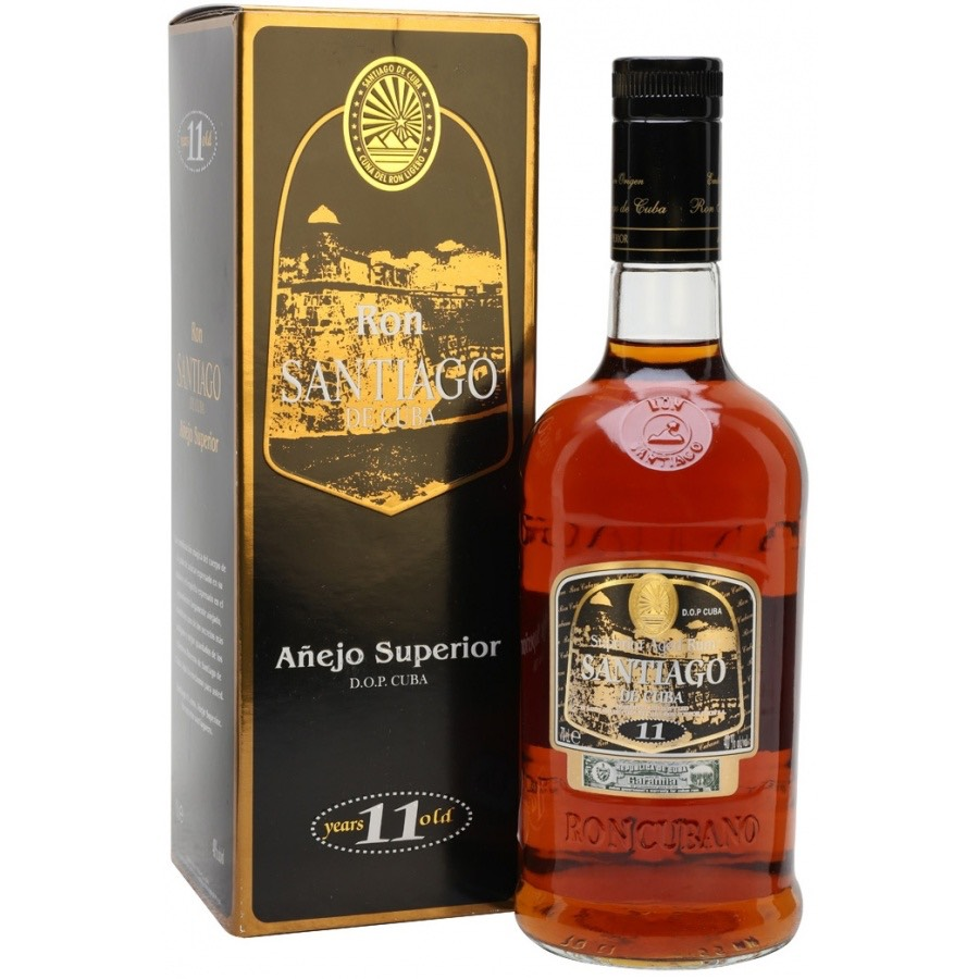 Bottle image of Añejo Superior 11 Años