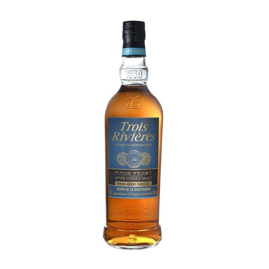 Bottle image of Finish Whisky Fûts Single Malt