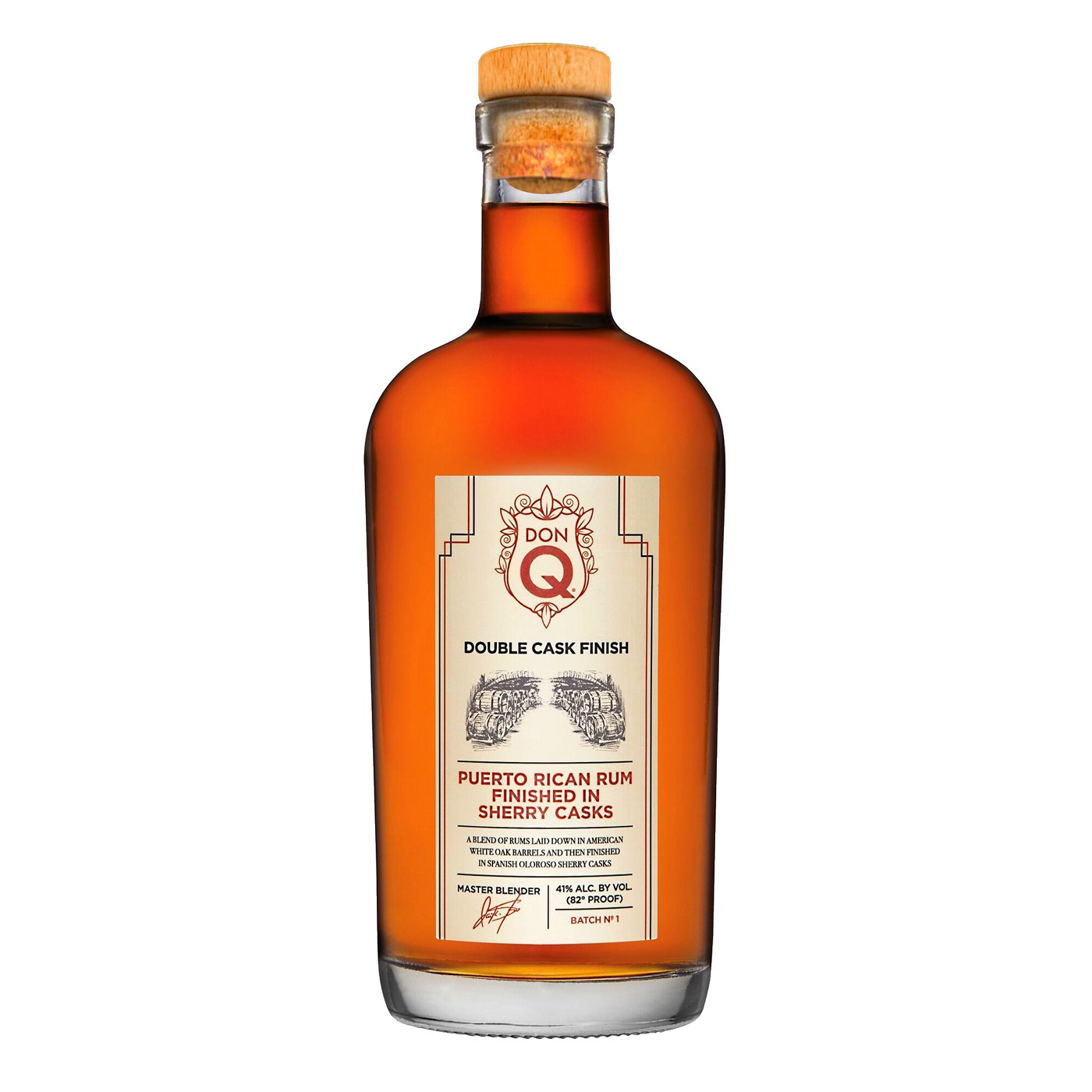 Bottle image of Don Q Double Cask Finish - Sherry Cask