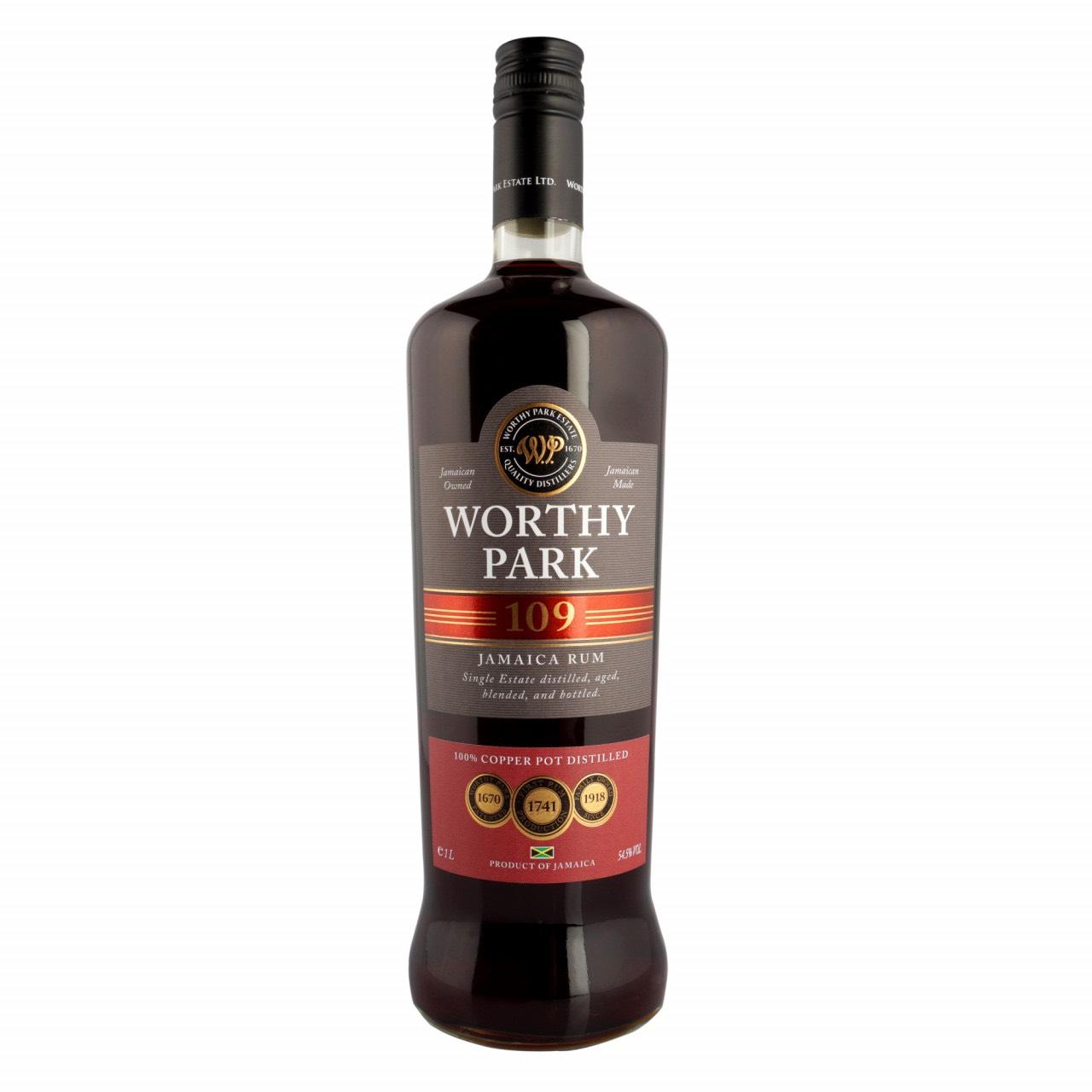 Bottle image of 109 Jamaica Rum