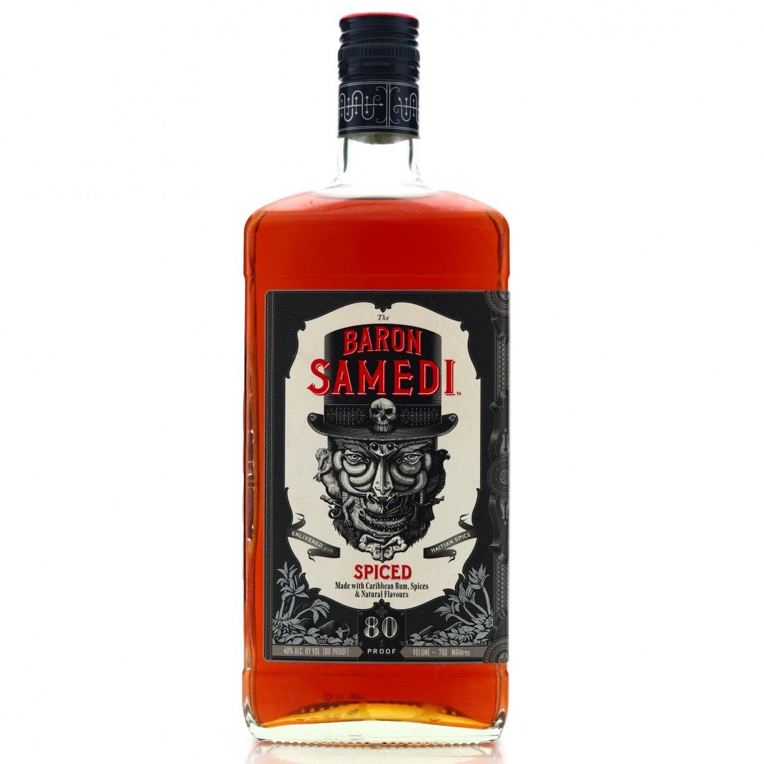 Bottle image of Baron Samedi Spiced