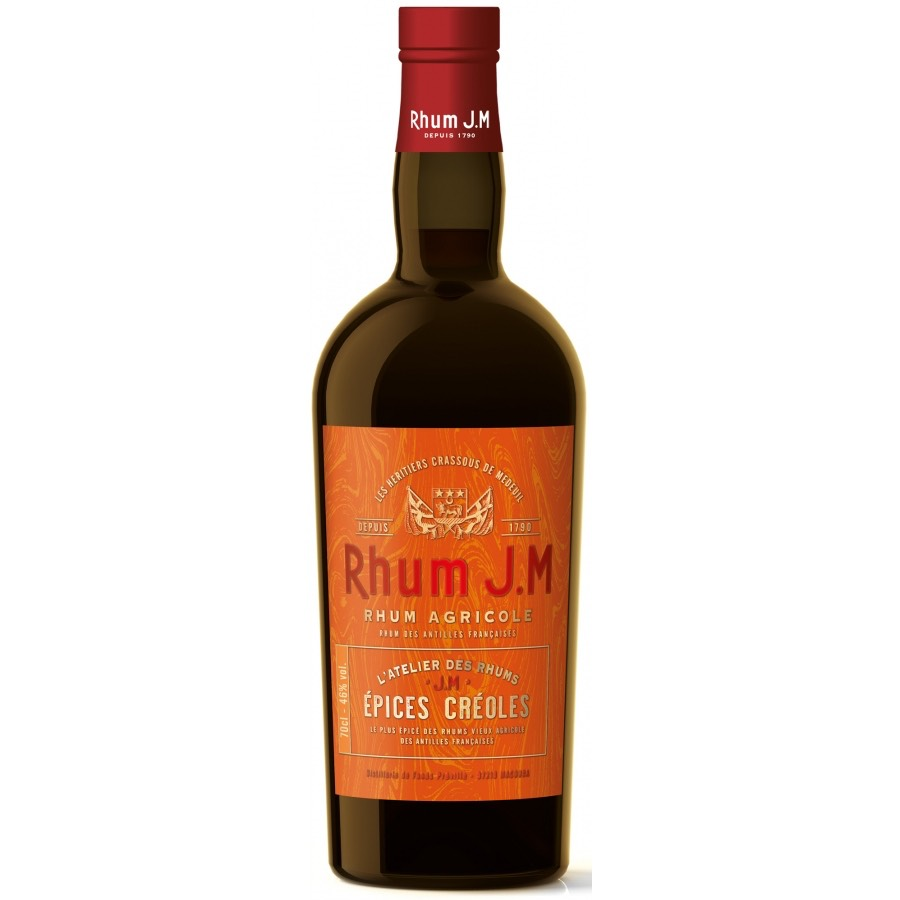 Bottle image of Épices Créoles