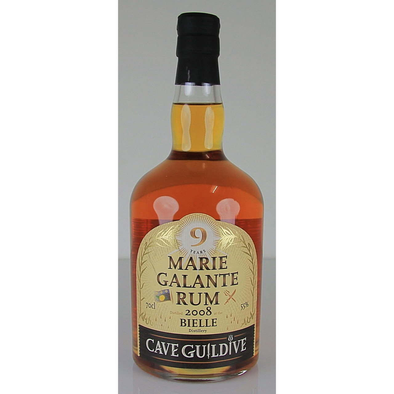 Bottle image of Marie Galante Rum