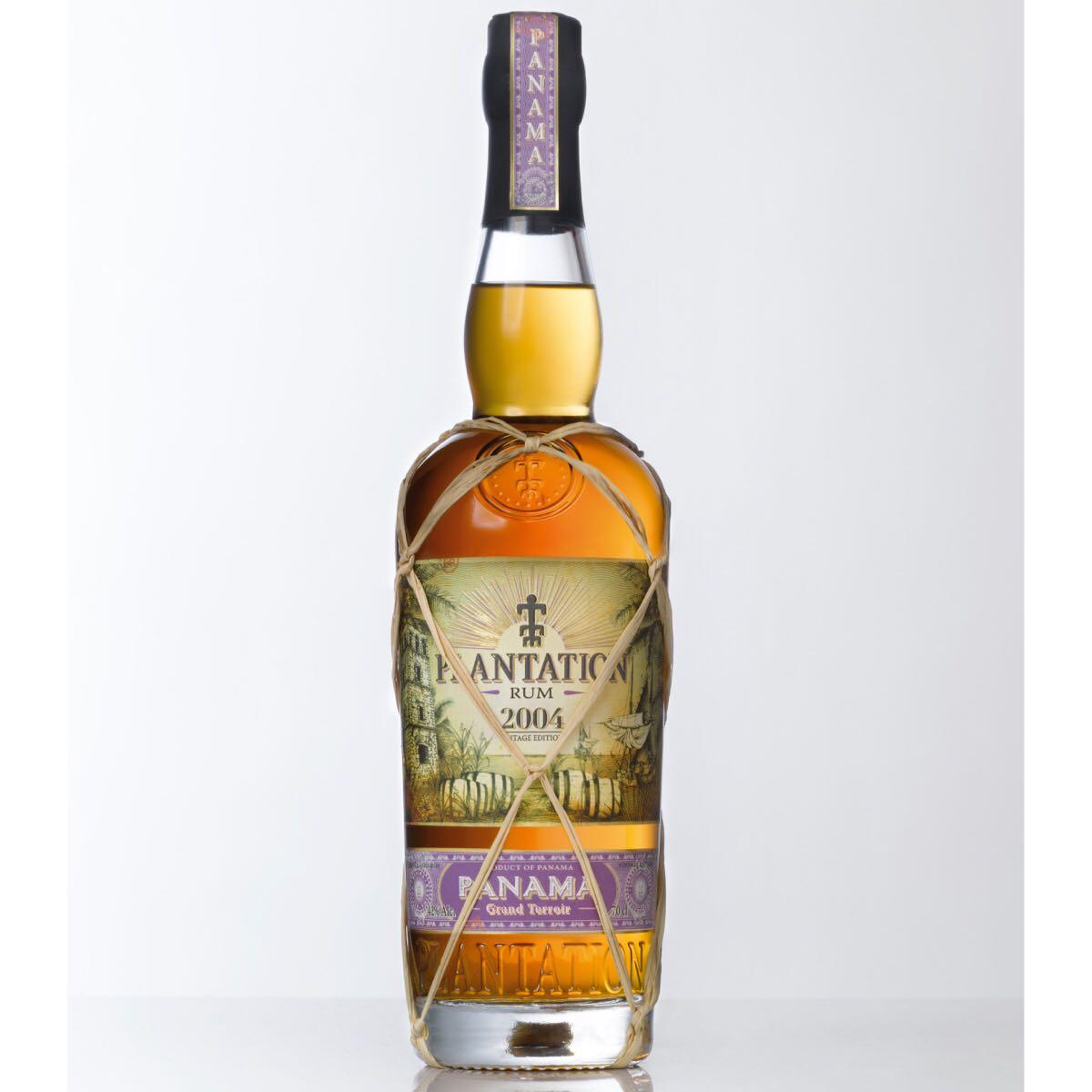 Bottle image of Plantation Panama Grand Cru