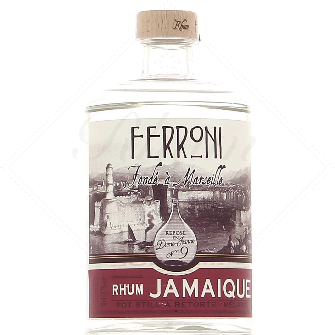 Bottle image of La Dame Jeanne 9 Jamaïque
