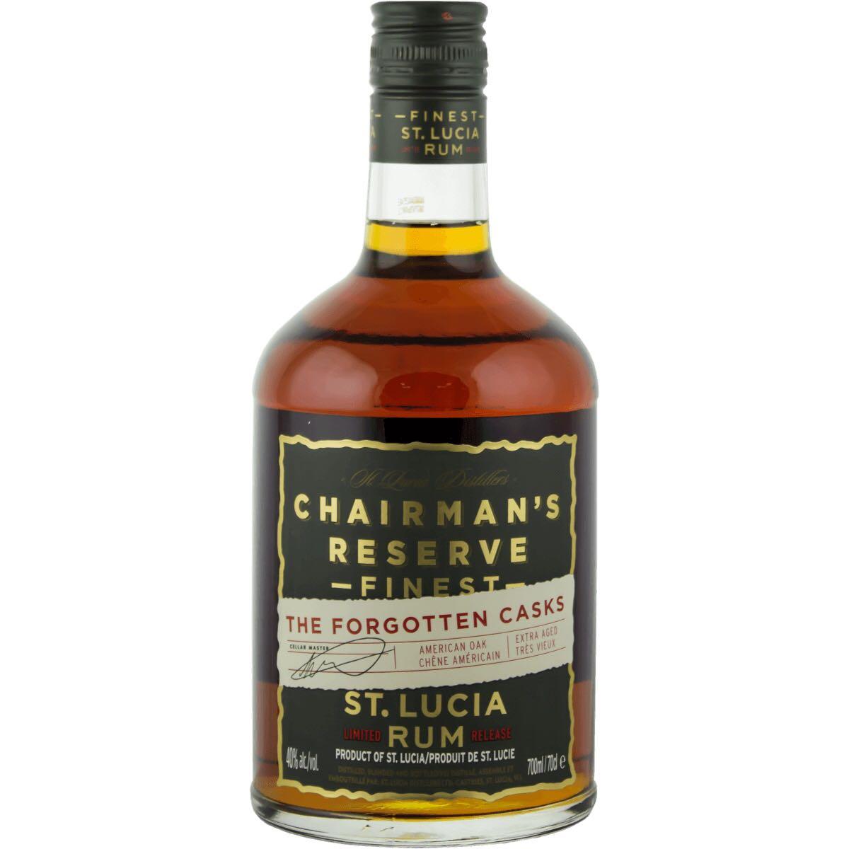 Bottle image of Chairman's Reserve The Forgotten Casks