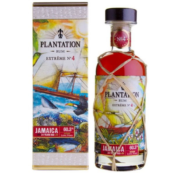 Bottle image of Plantation Extreme No. 4 CRV