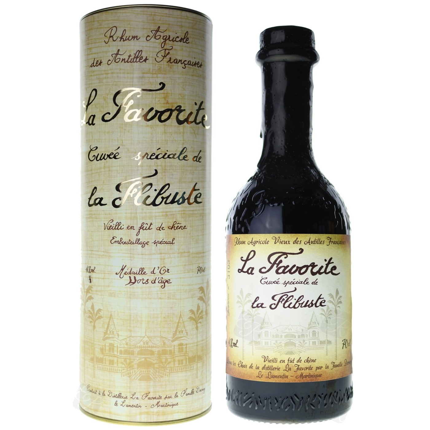 Bottle image of La Flibuste