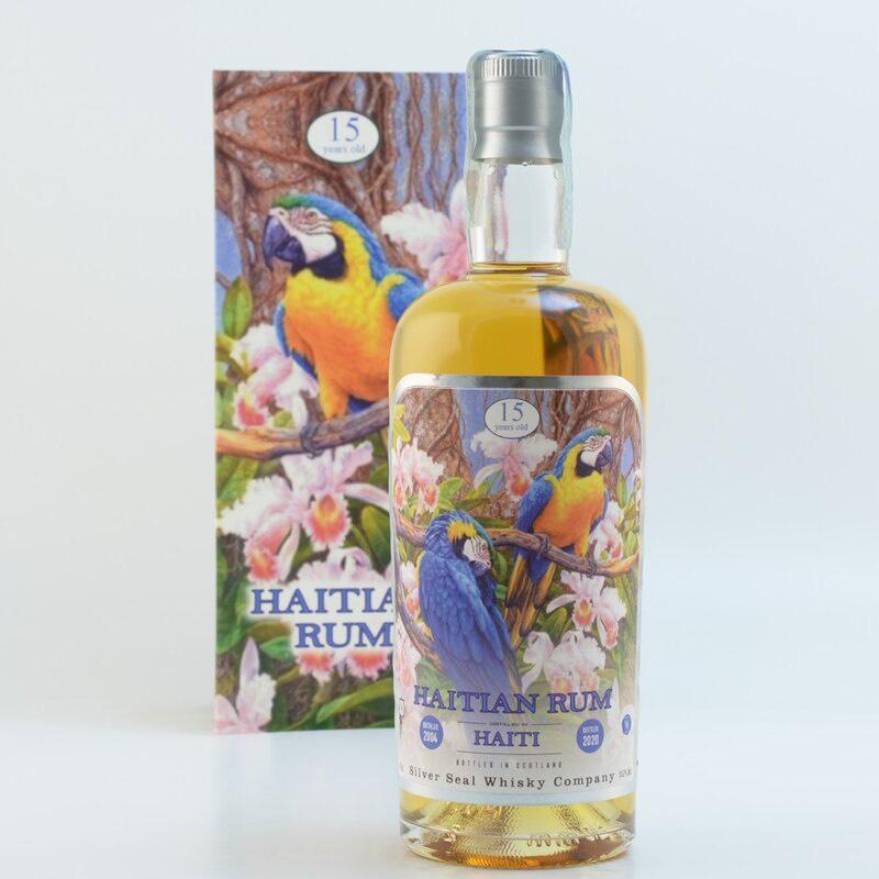 Bottle image of Haitian Rum