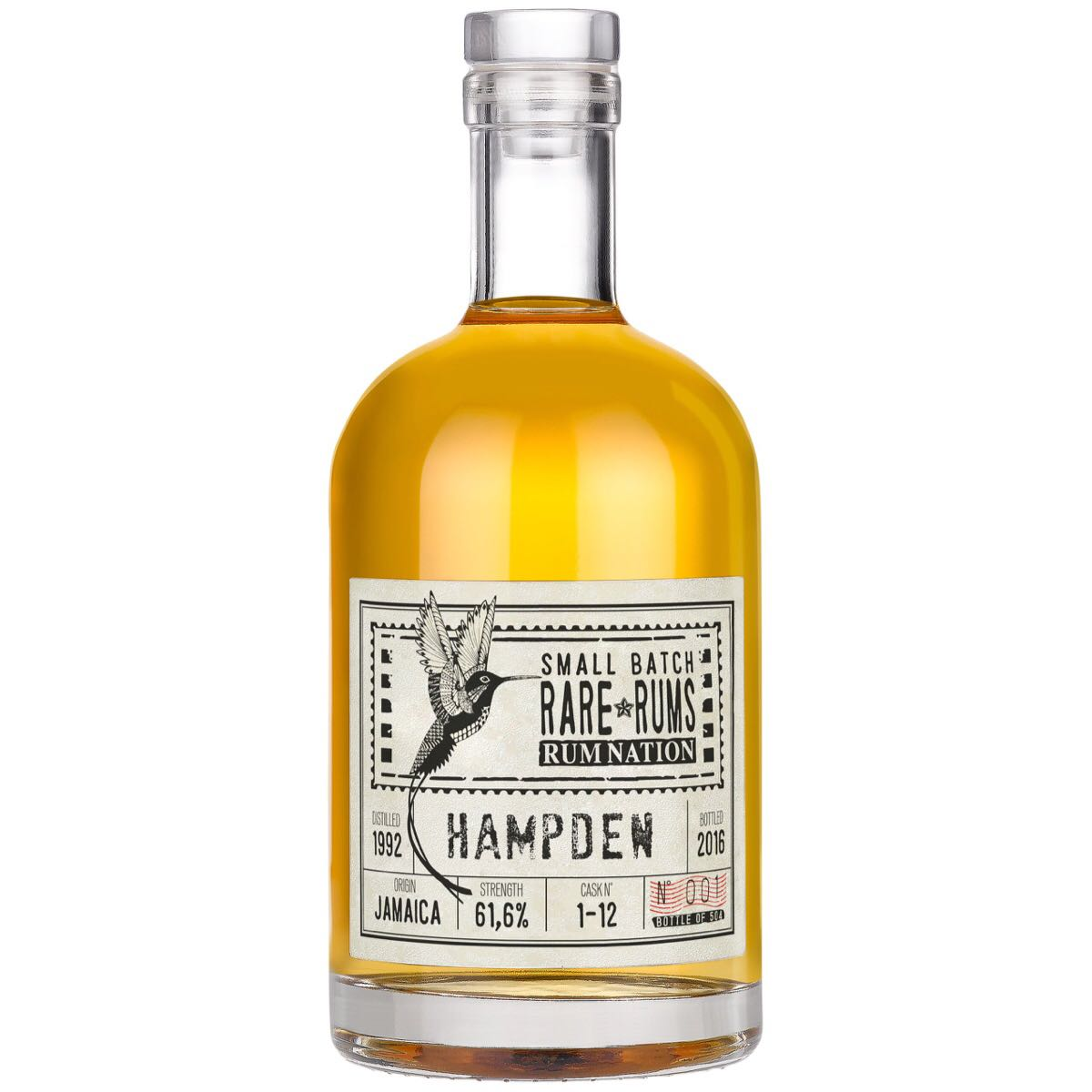 Bottle image of Small Batch Rare Rums HLCF