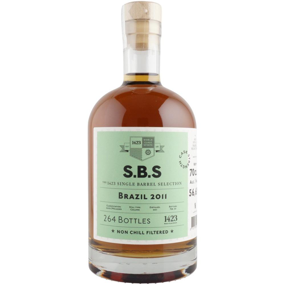 Bottle image of S.B.S Brazil