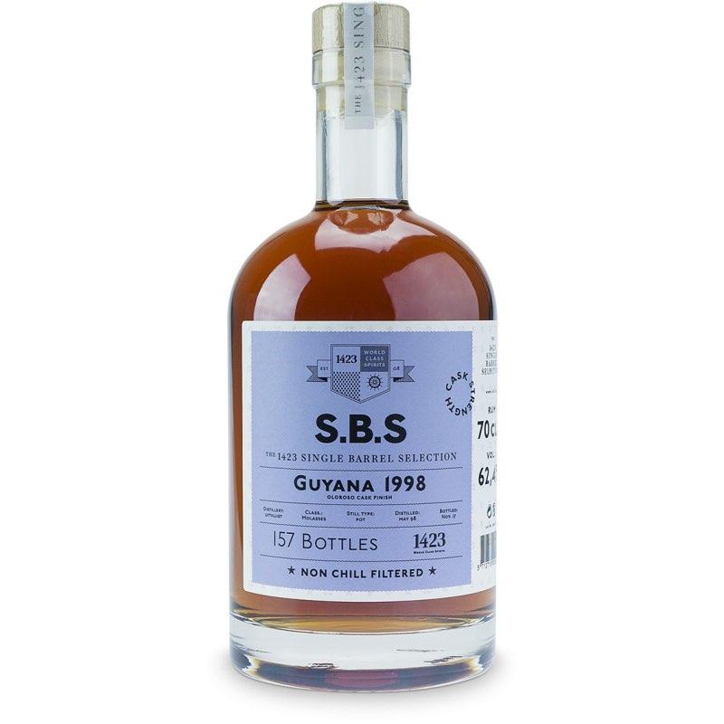 Bottle image of S.B.S Guyana