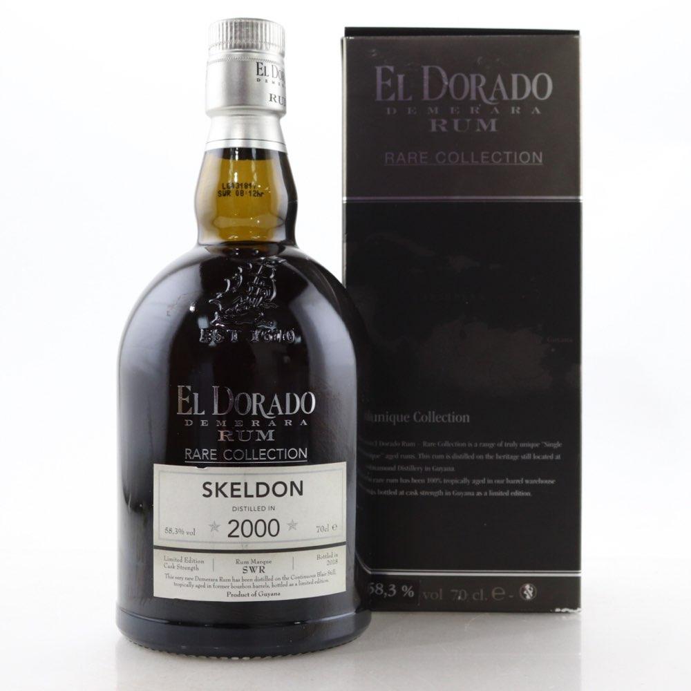 Bottle image of El Dorado Rare Collection SWR