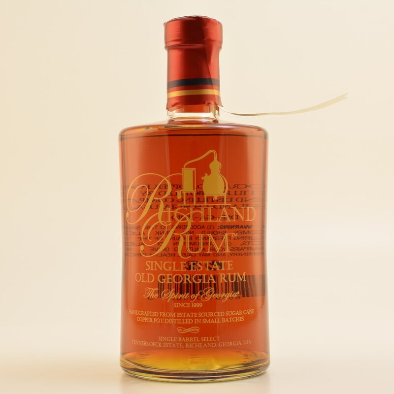 Bottle image of Single Estate Old South Georgia