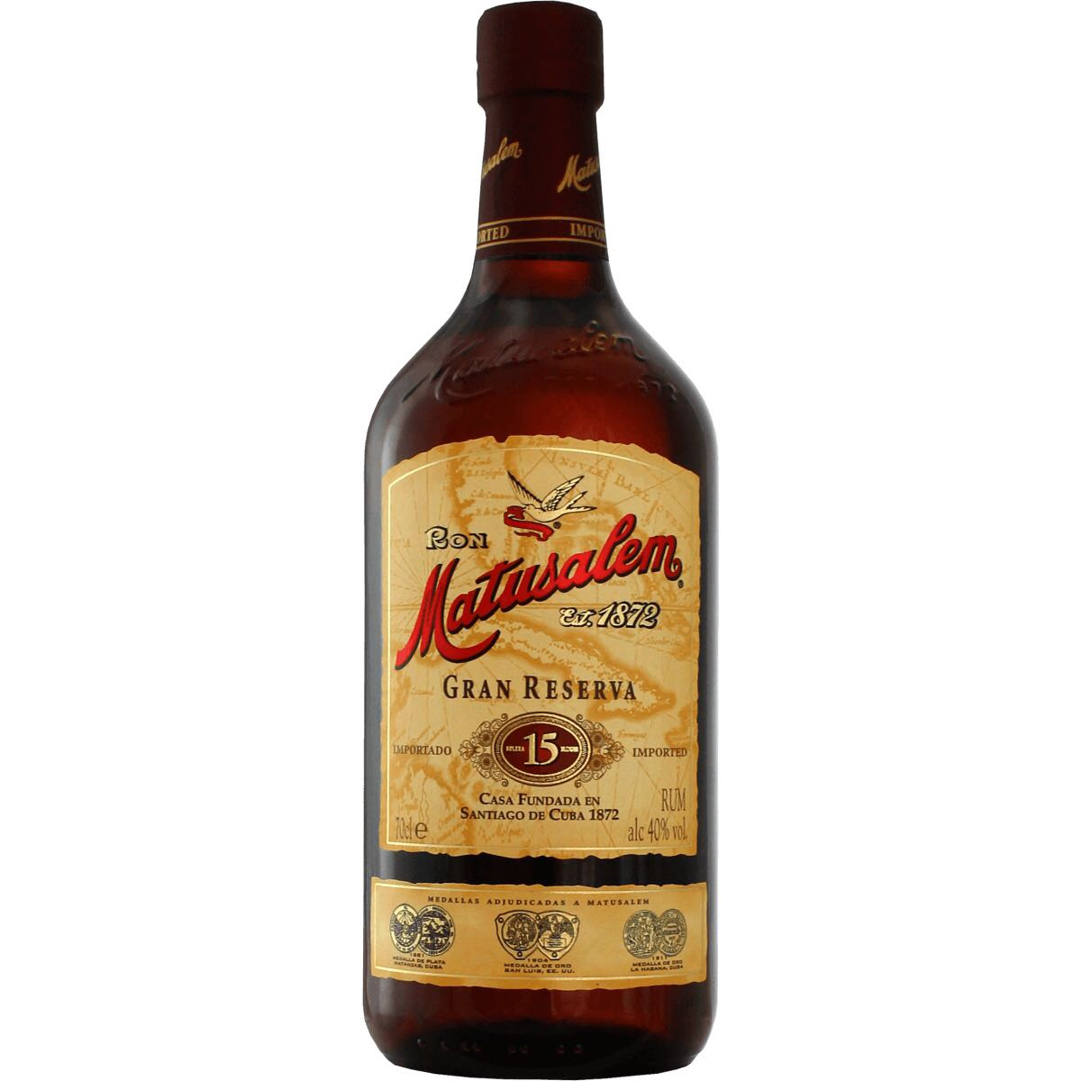 Bottle image of Gran Reserva 15 Años