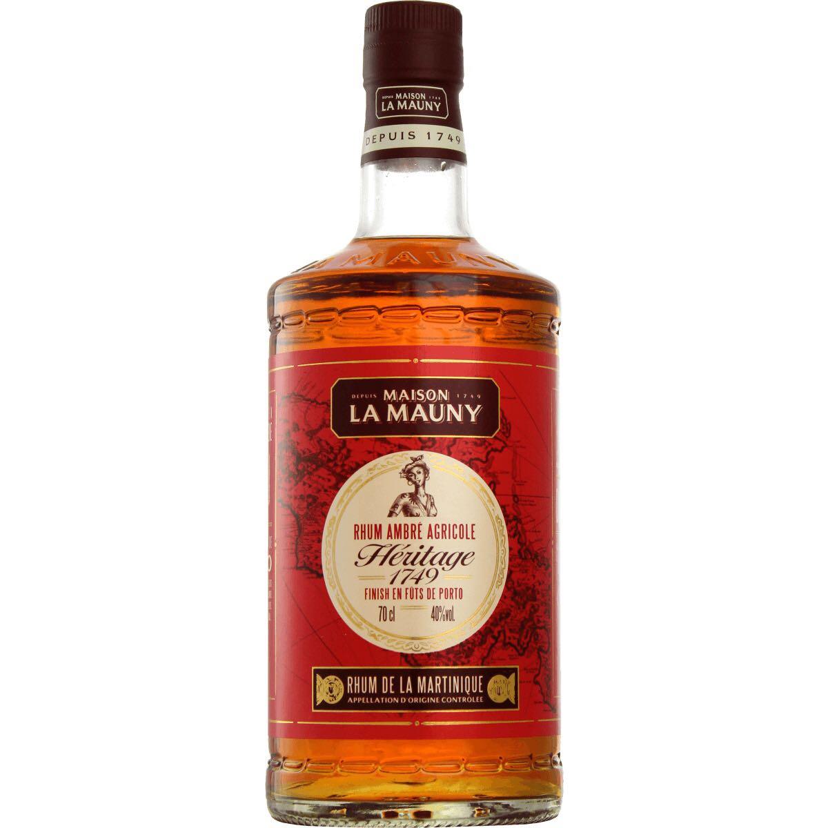 Bottle image of Heritage 1749