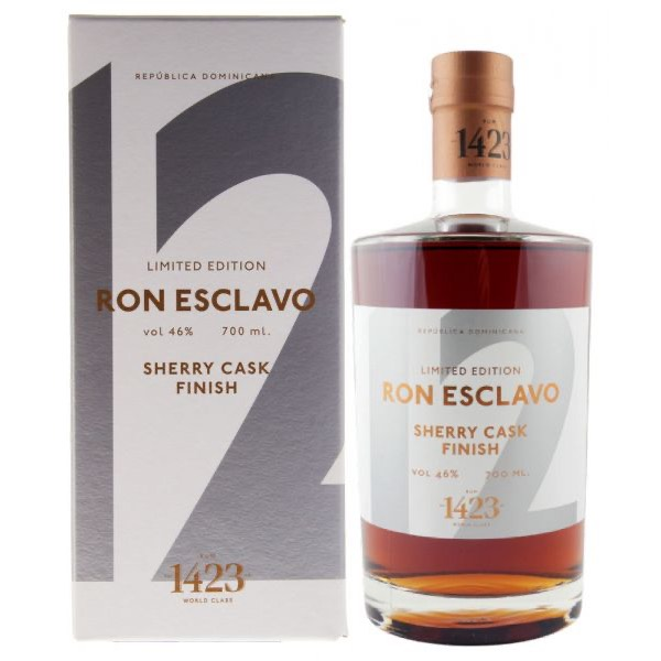 Bottle image of Ron Esclavo Sherry Cask Finish