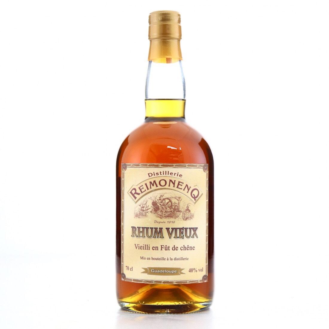 Bottle image of Rhum Vieux 3 ans