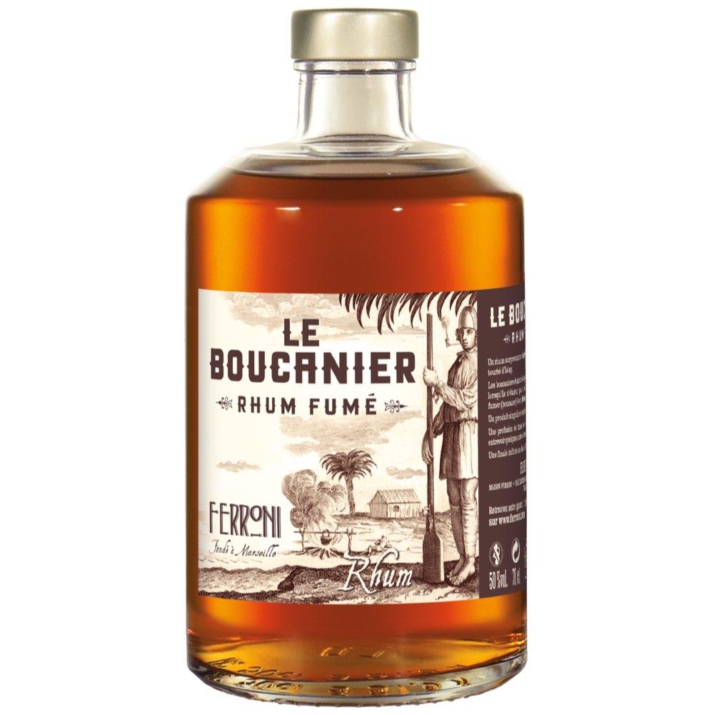 Bottle image of Le Boucanier
