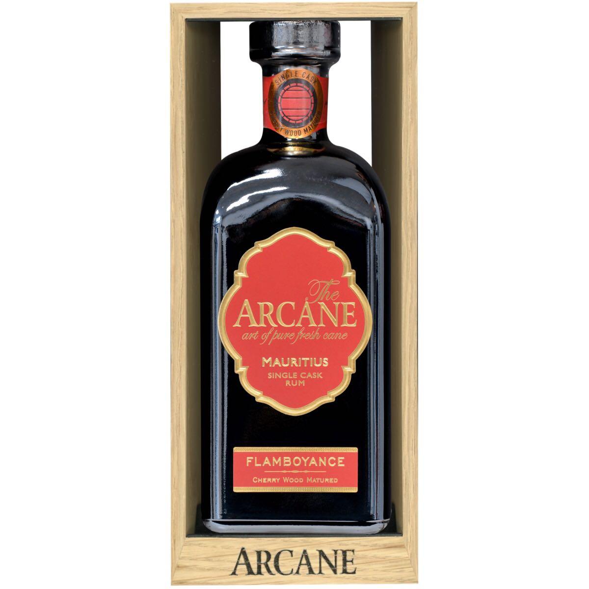 Bottle image of Arcane Flamboyance