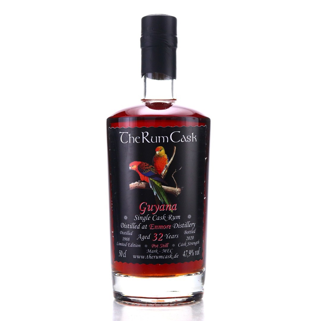 Bottle image of Guyana Single Cask MEC