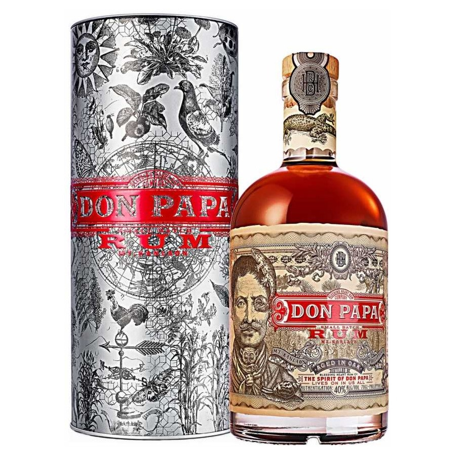 Bottle image of Don Papa Collector Edition