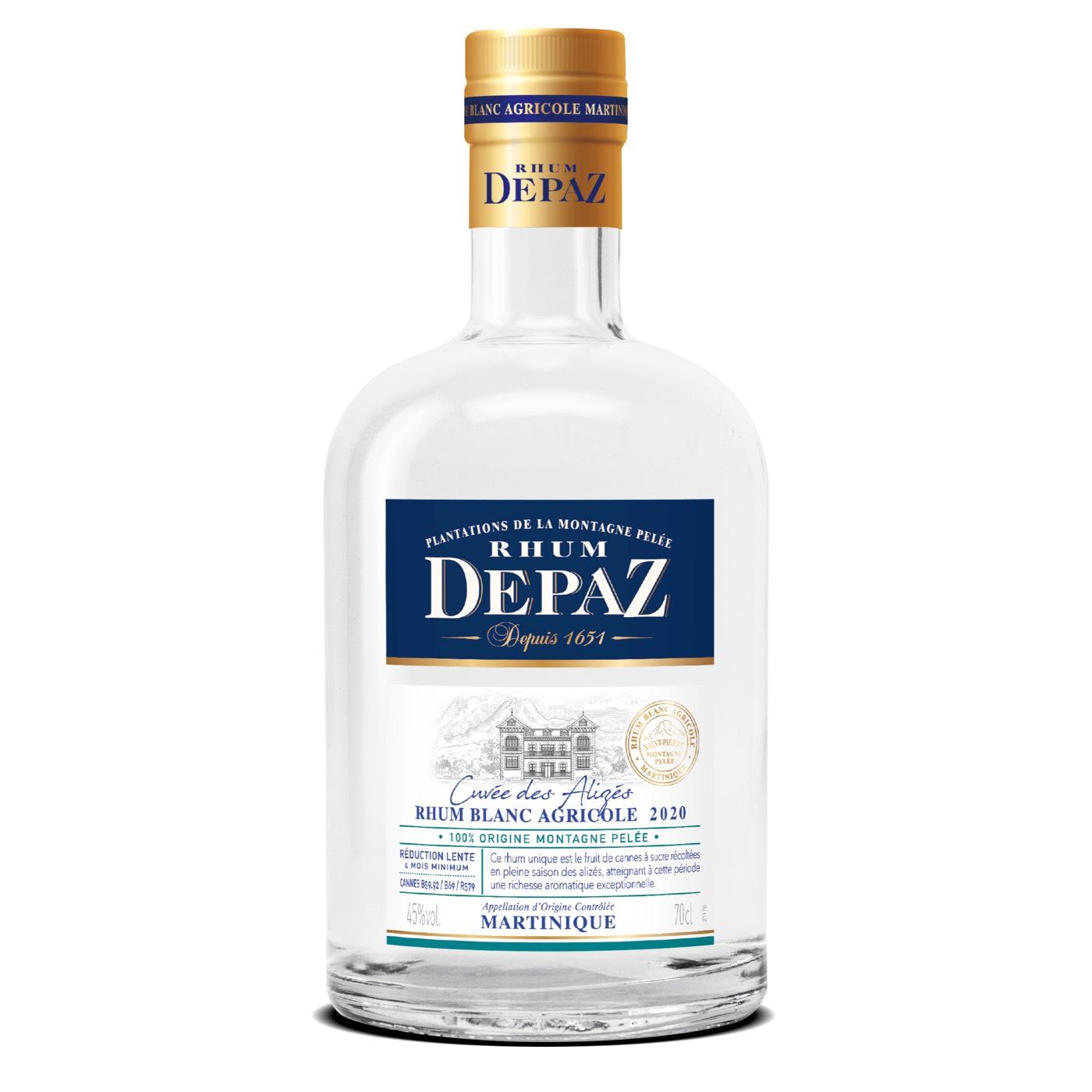 Bottle image of Cuvée des Alizés