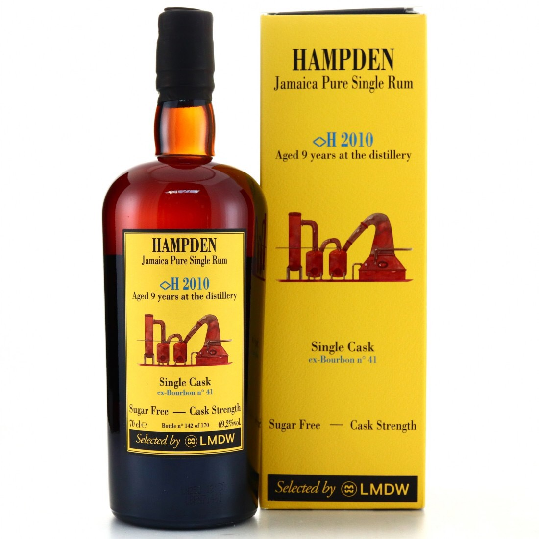 Bottle image of Single Cask Selected by LMDW <>H