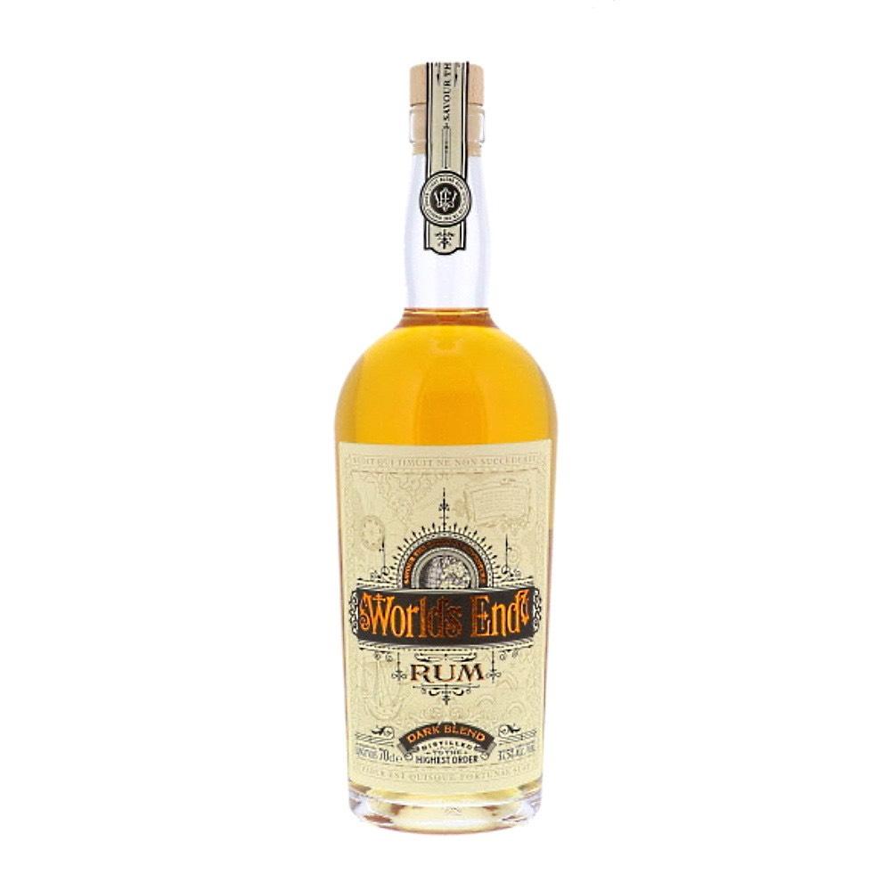 Bottle image of Dark Blend Rum