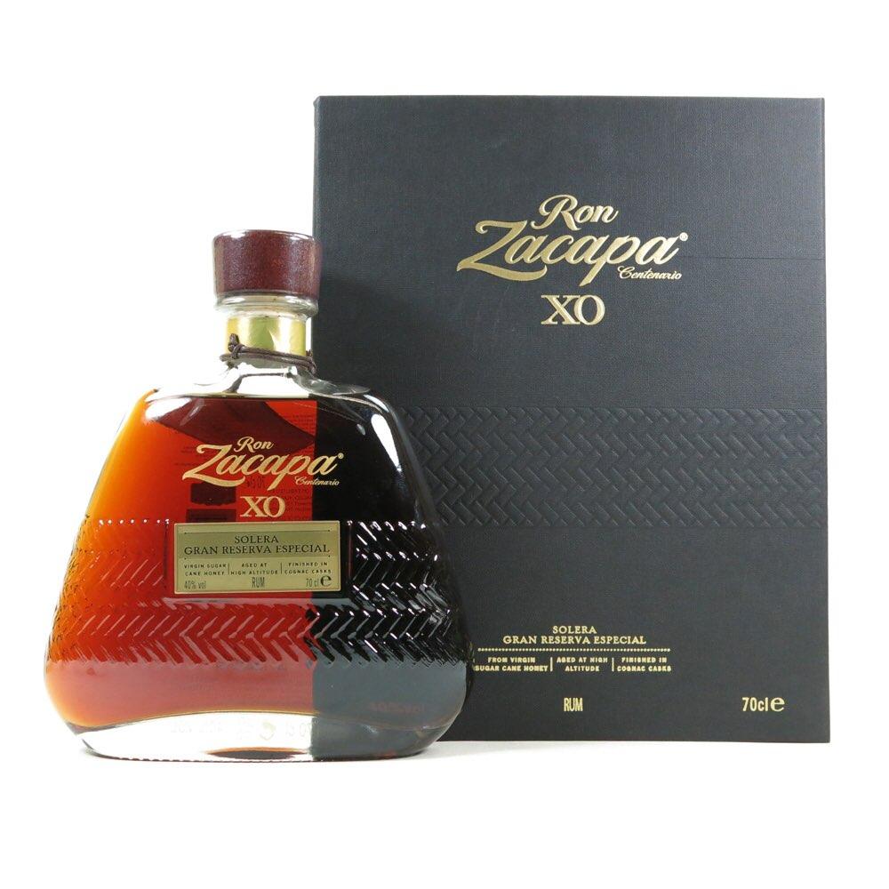Bottle image of Ron Zacapa Centenario XO Solera (2. Edition)