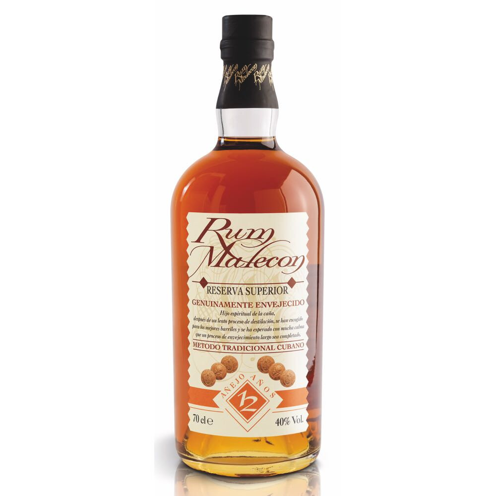 Bottle image of 12 Years - Reserva Superior
