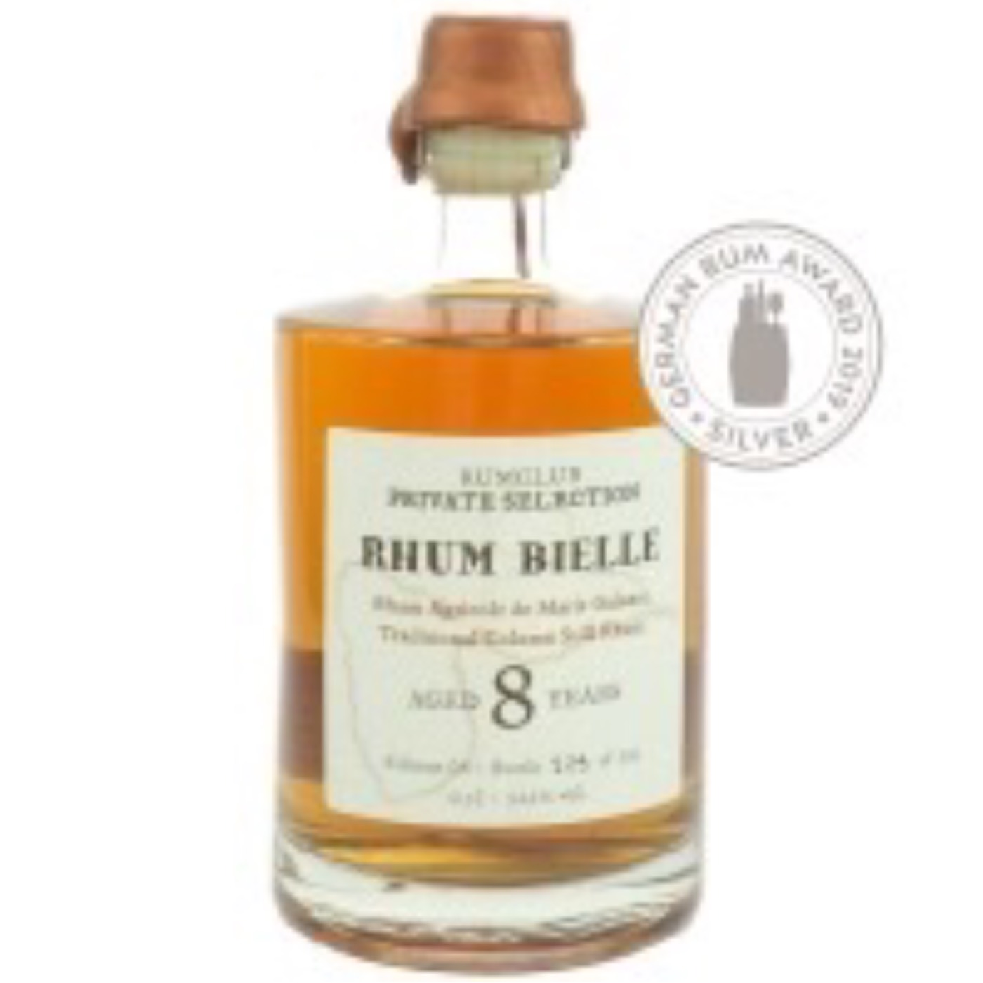 Bottle image of Rumclub Private Selection Ed. 08