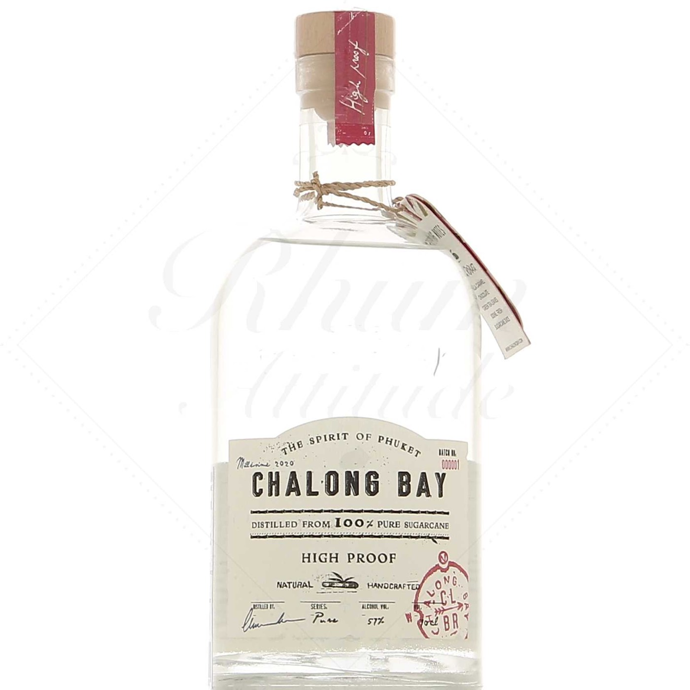 Bottle image of Chalong Bay High Proof